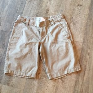 The North Face Hiking Shorts Khaki Size 8